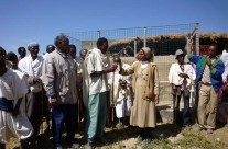 Anaforean consegna chiavi alla comunità