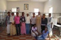 Foto gruppo tessitrici